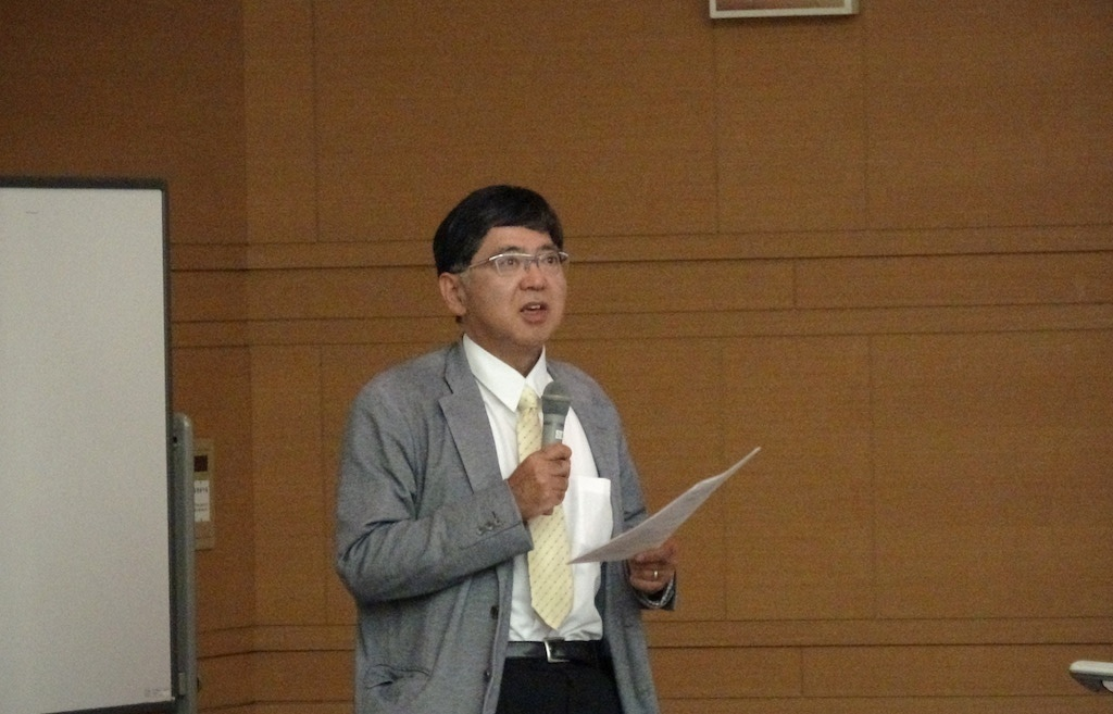 浜井浩一 本学法学部教授(犯罪学研究センター国際部門長)