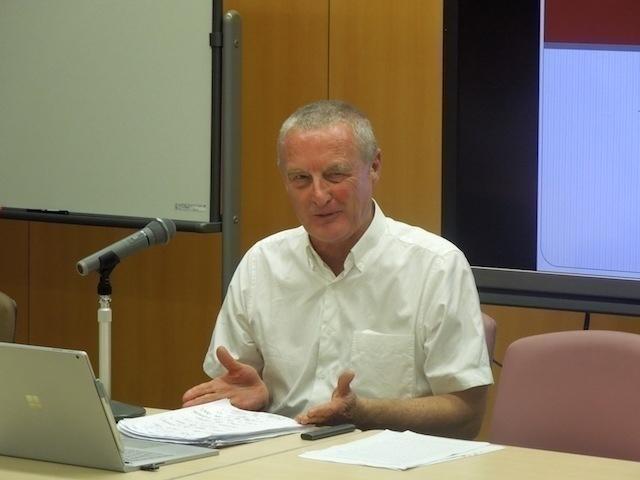 ジョン・プラット教授(Victoria University教授:犯罪学)