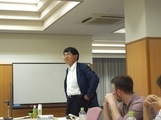 浜井浩一 本学法学部教授(犯罪学研究センター 国際部門長、政策評価ユニット長)