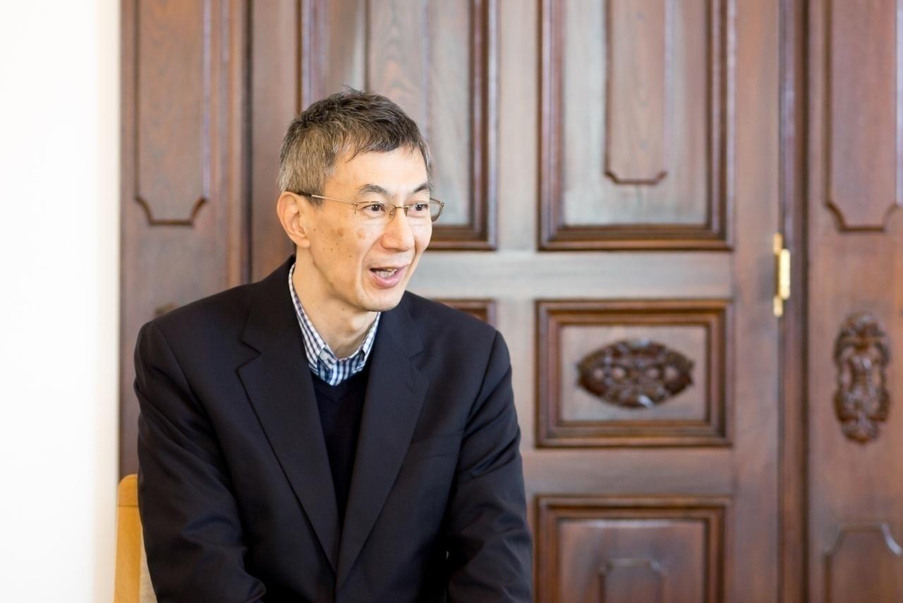 Prof. Toshinobu TAKEDA
