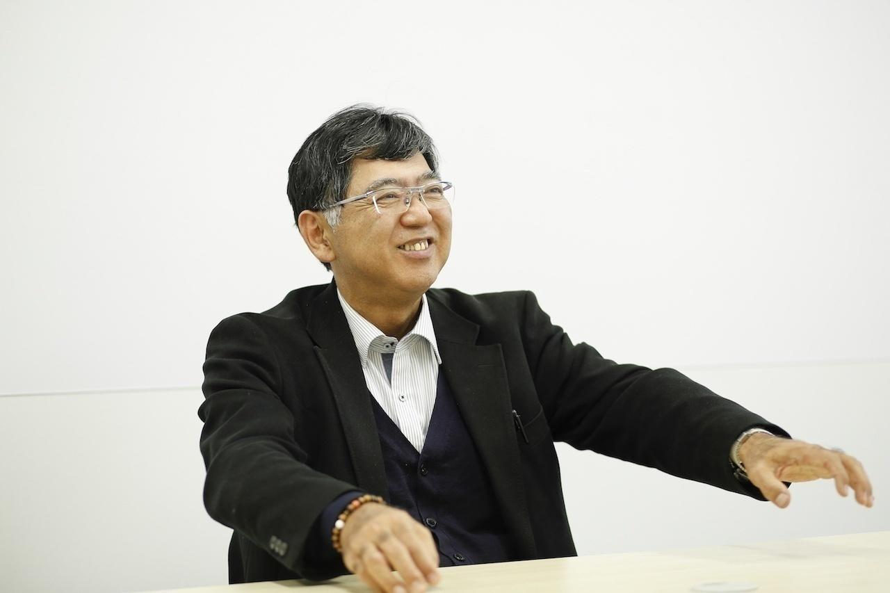 Prof. Koichi HAMAI