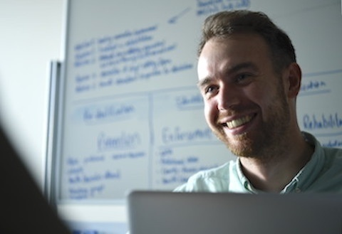 David Brewster (Postdoctoral Researcher of Criminology Research Center)