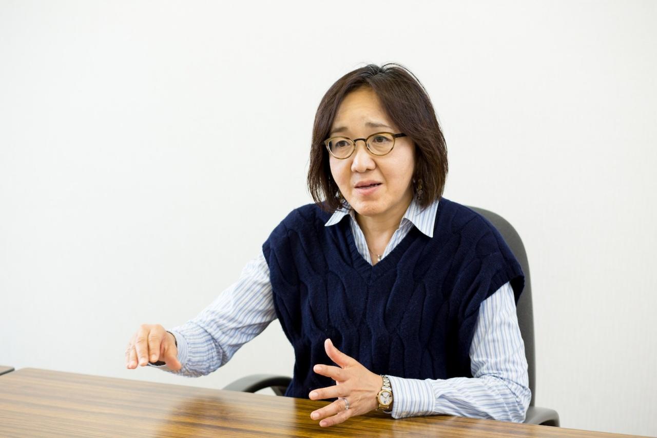 Prof. Kayoko KUROKAWA