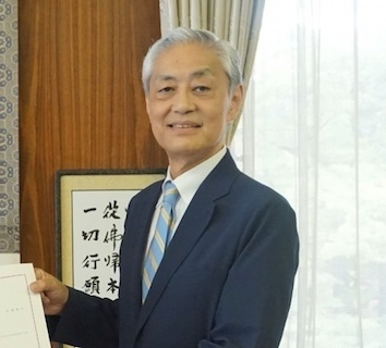 Setsuo Miyazawa (Guest Researcher of Criminology Research Center / Senior Visiting Professor of Law at University of California Hastings College of the Law / Professor Emeritus at Kobe University / Adjunct Professor at Temple University Japan)