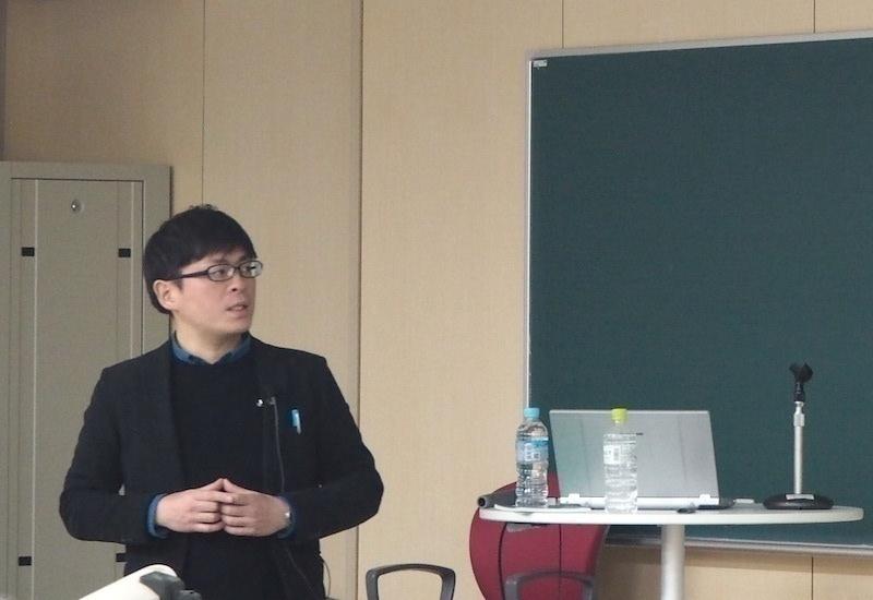 相澤 育郎(立命館グローバルイノベーション研究機構・専門研究員)