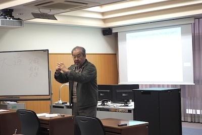 石塚伸一教授(本学法学部教授・犯罪学研究センター代表)