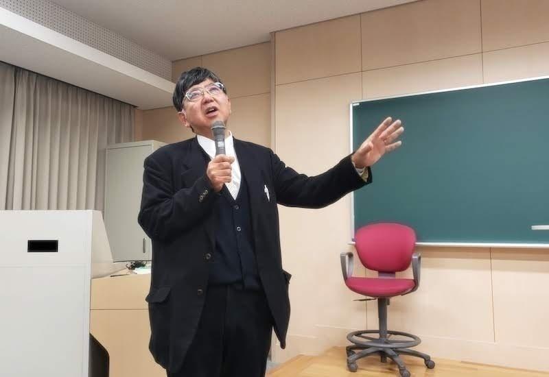 浜井浩一 本学法学部教授(犯罪学研究センター 国際部門長・政策評価ユニット長)