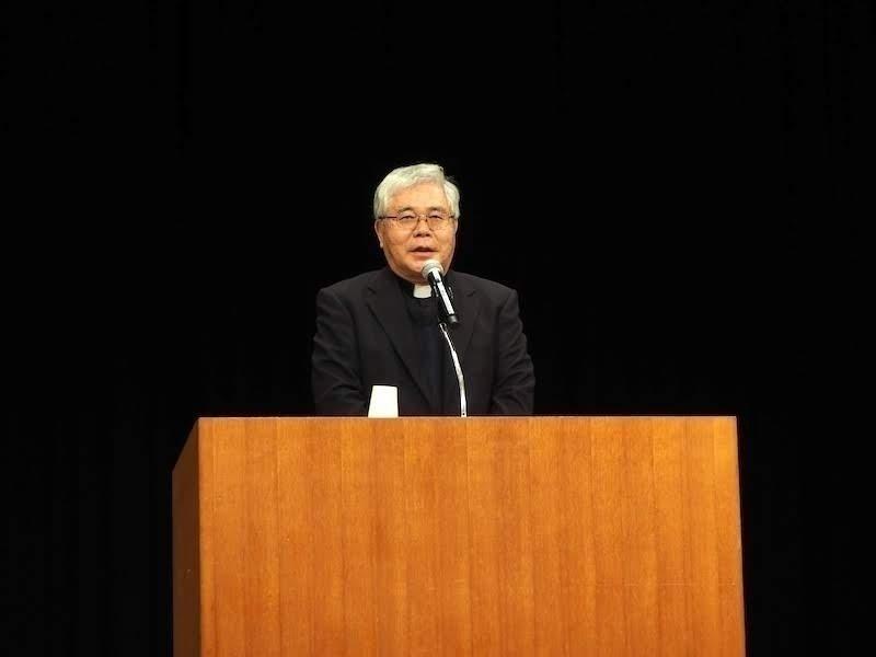 前田 万葉氏(ローマカトリック教会枢機卿)