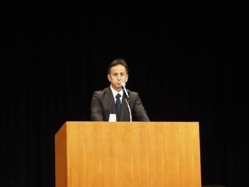 遠山 清彦氏(衆議院議員・議員連盟「日本の死刑制度の今後を考える議員の会」幹事長)