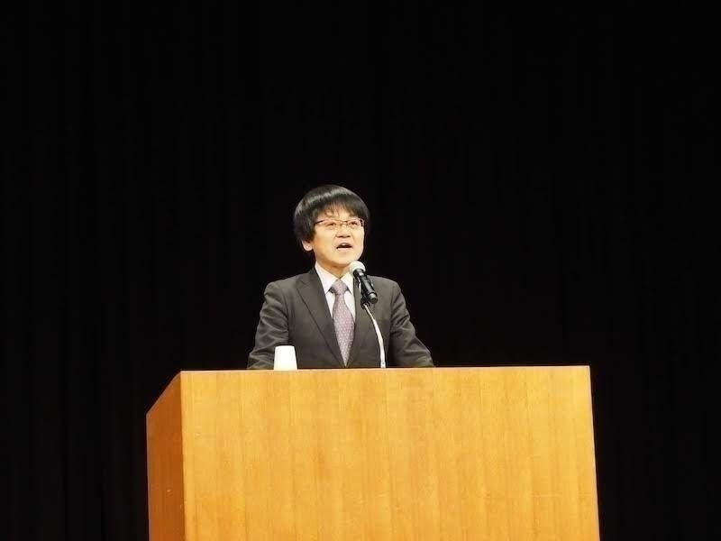 浅野 則明氏(京都弁護士会 会長)