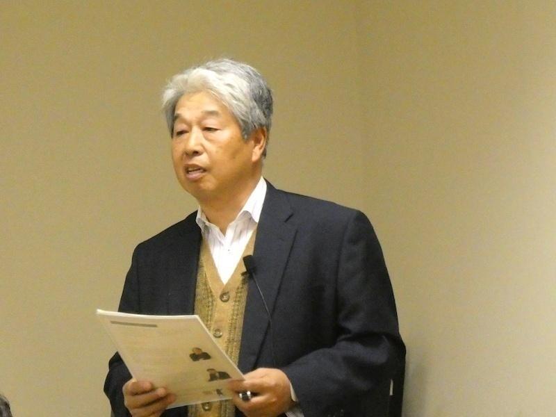 吉川 悟教授(本学文学部、犯罪学研究センター「対話的コミュニケーション」ユニット長)