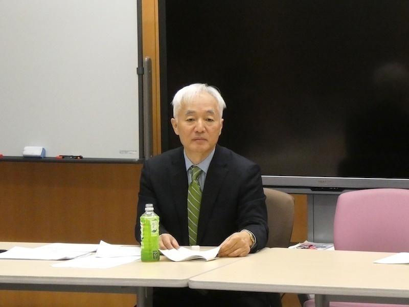 趙炳宣教授(韓国・清州大学校法科大学)