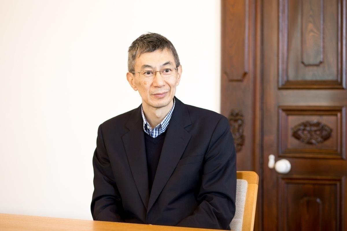 武田 俊信 教授(本学文学部 / 「司法心理学」ユニット長 )
