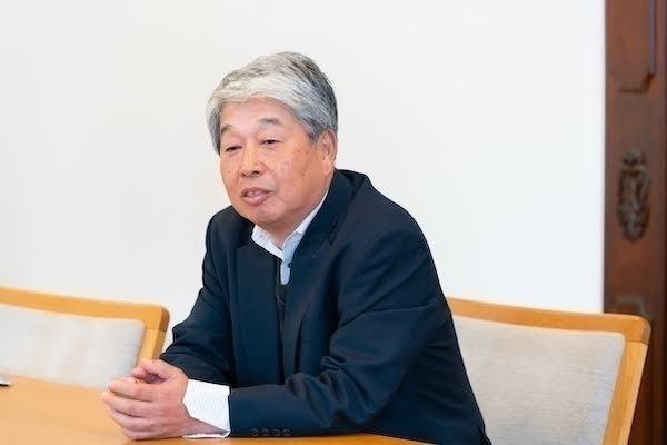 吉川 悟 教授(本学文学部 / 「対話的コミュニケーション」ユニット長 )