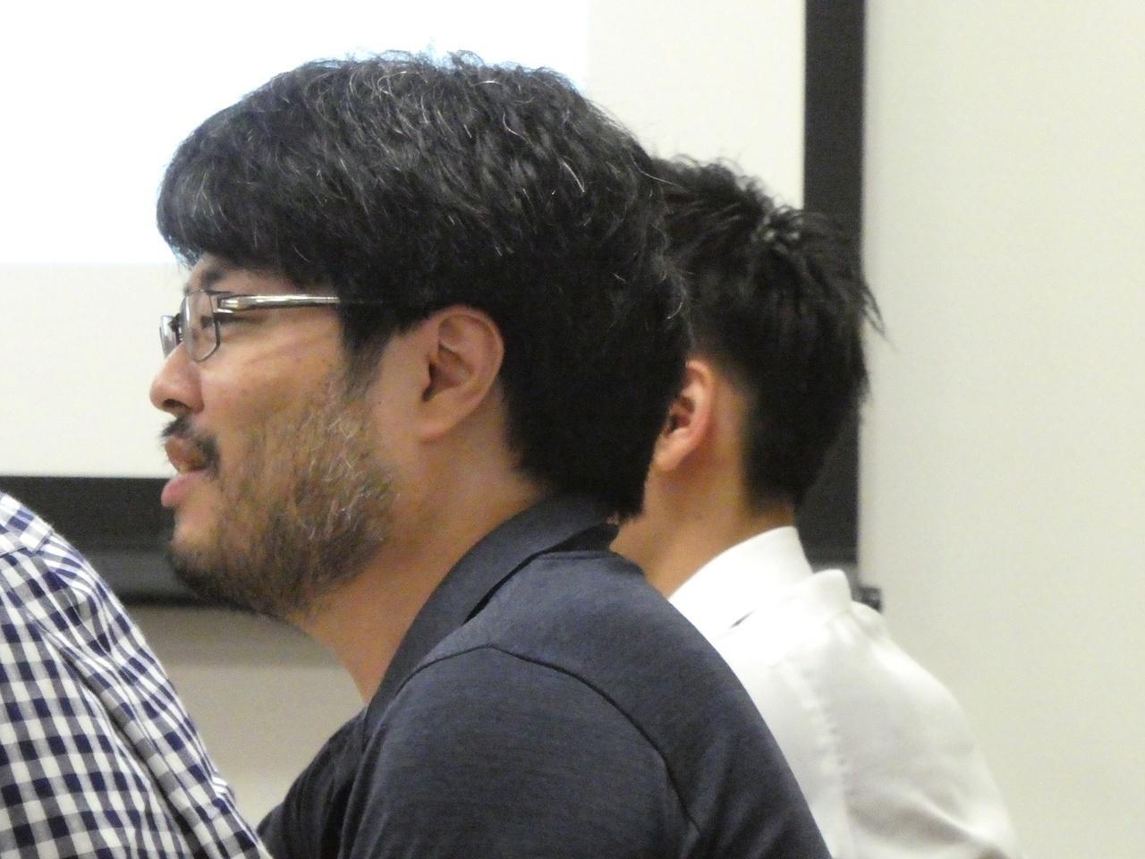 資料翻訳を担当した玄 守道教授(本学法学部)