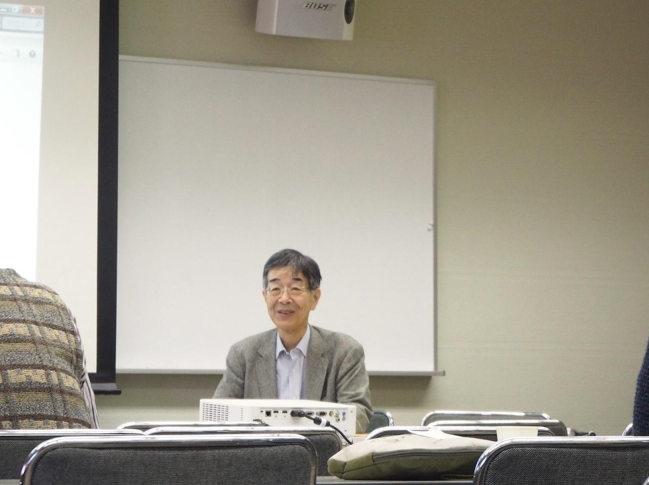 福島 至教授(本学法学部)