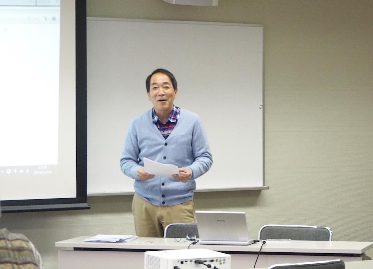 札埜 和男准教授(岡山理科大学 教育学部)
