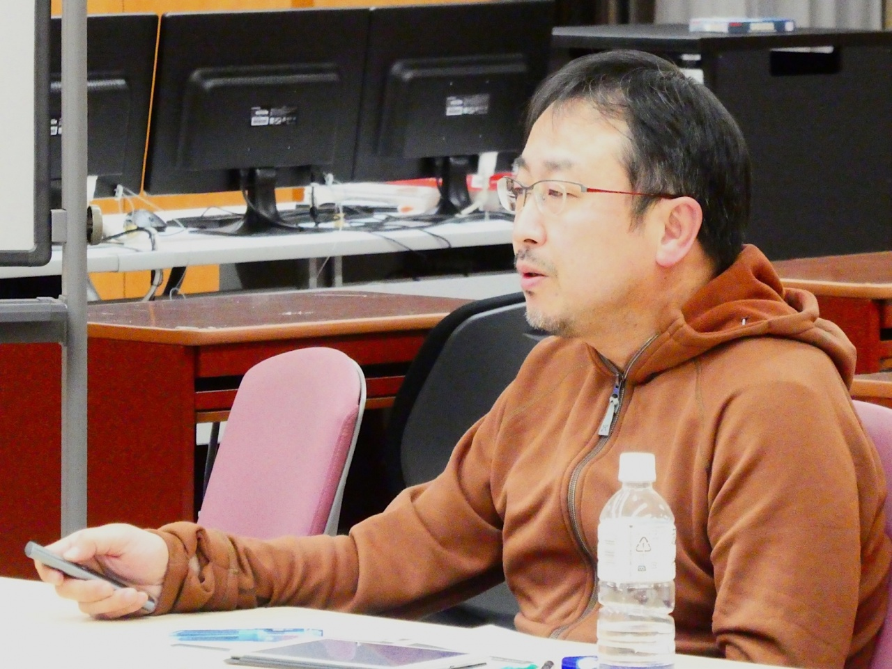 金 尚均 教授(本学法学部 / 「ヘイト・クライム」ユニット長)