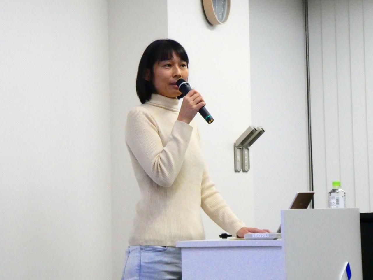 陳 愛 弁護士(大阪弁護士会・SBS検証プロジェクトメンバー)