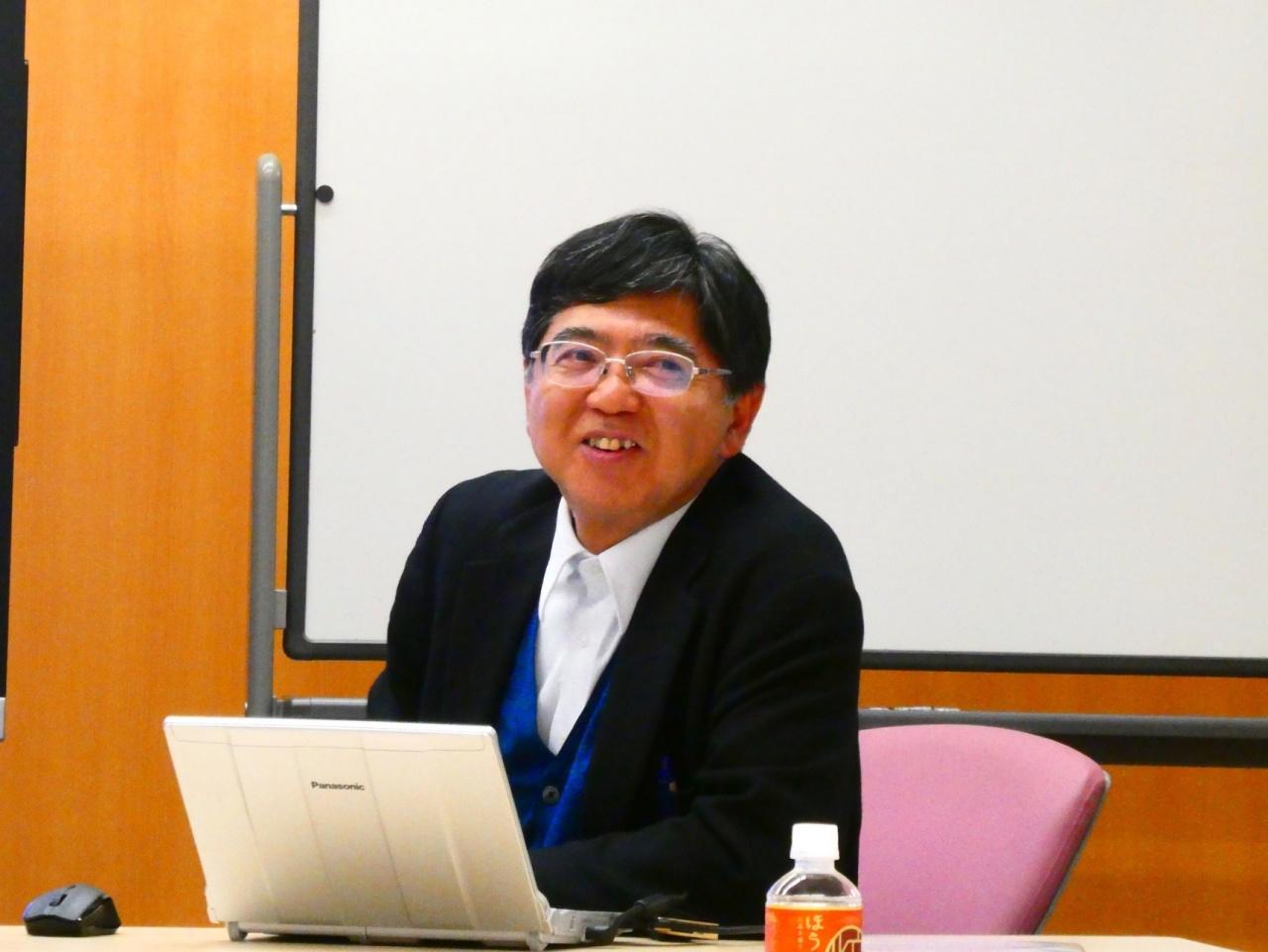 浜井 浩一 教授(本学法学部 /犯罪学研究センター 国際部門長・「政策評価」ユニット長)