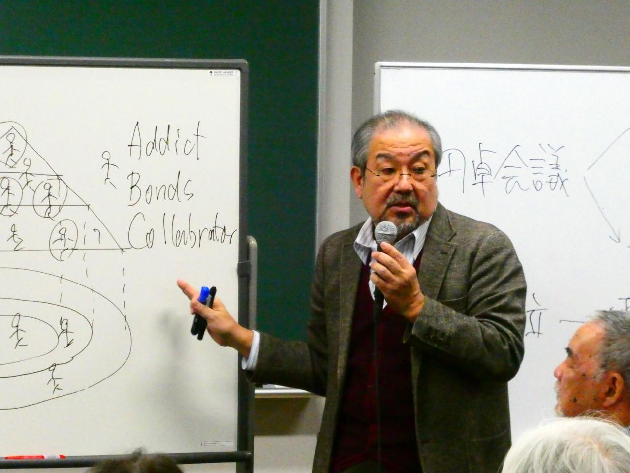 石塚伸一教授(龍谷大学/同ATA-net研究センター長/ATA-net 代表)