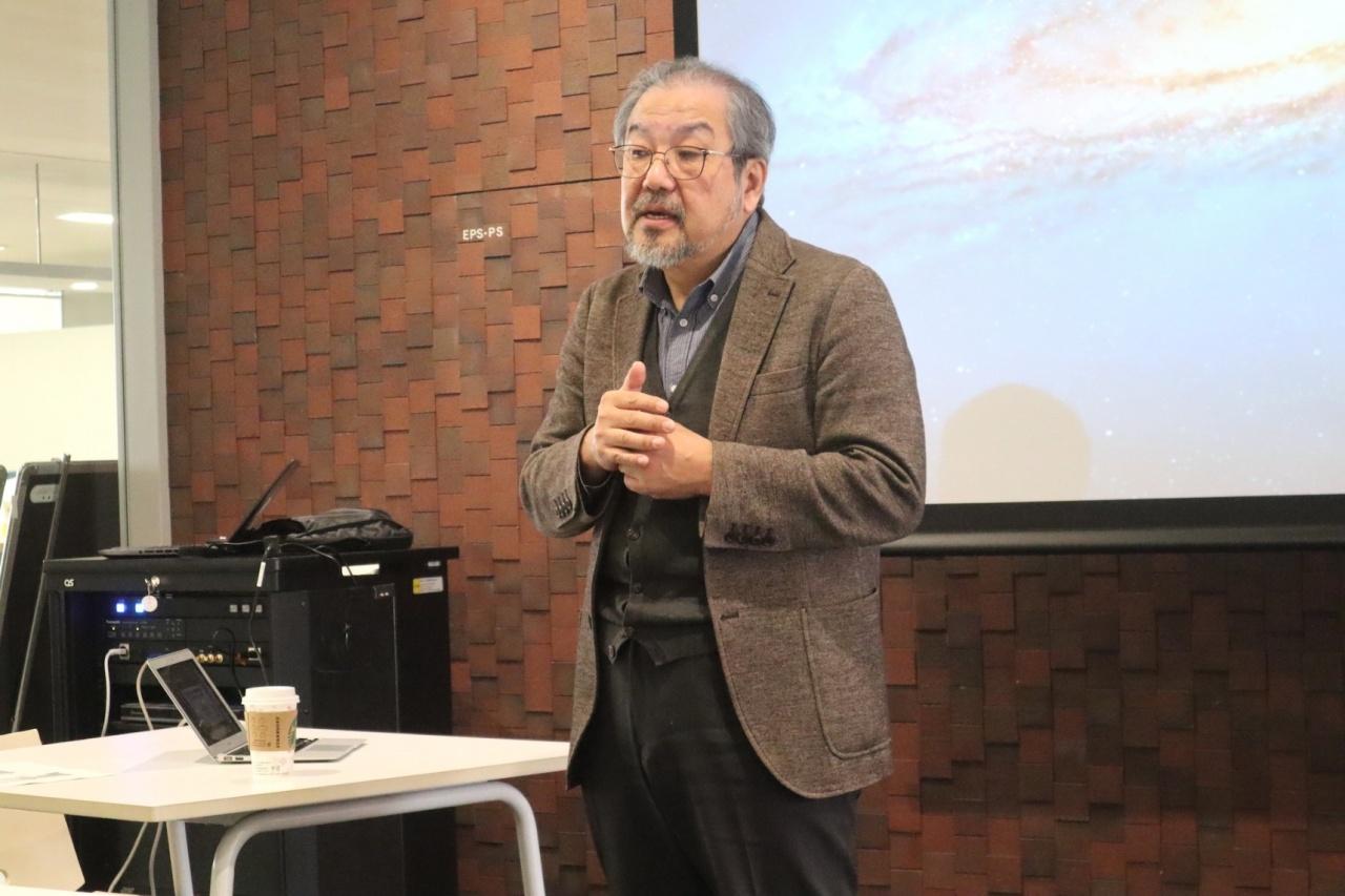 石塚伸一教授(本学法学部・犯罪学研究センター長