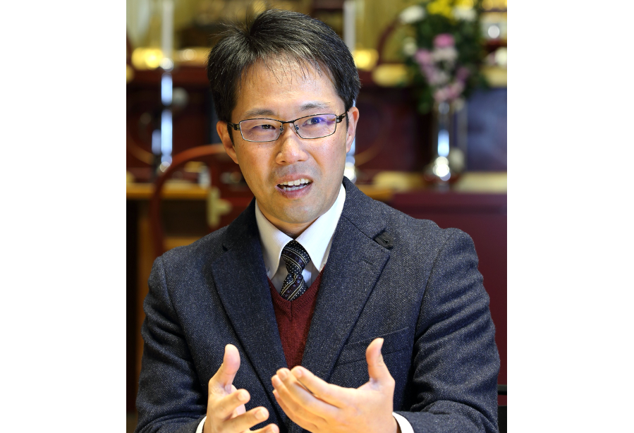 作田 誠一郎 准教授(佛教大学社会学部・犯罪学研究センター 嘱託研究員)