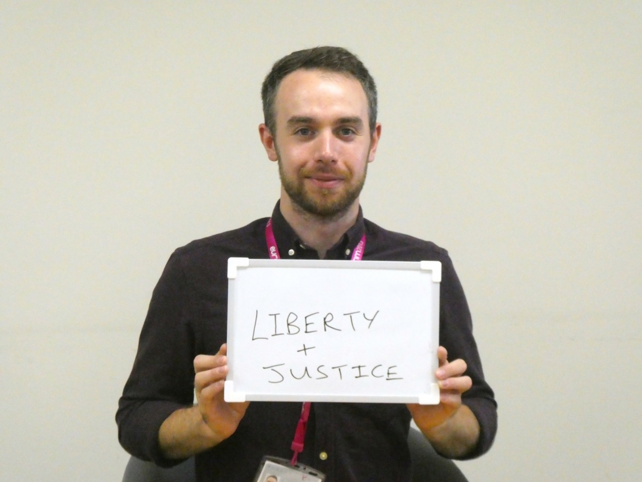 【LIBERTY + JUSTICE】