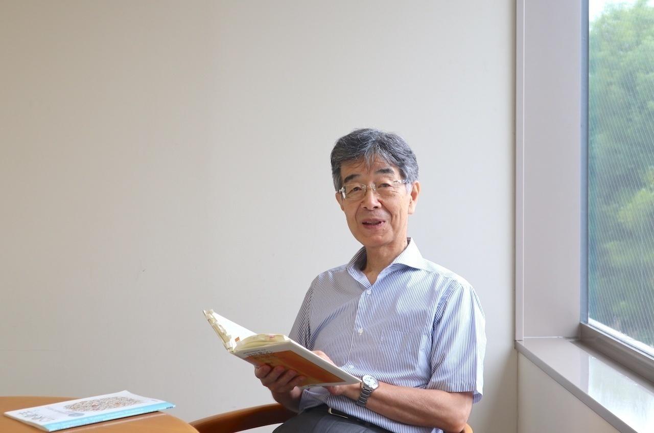 福島 至 教授(本学法学部、犯罪学研究センター 兼任研究員)
