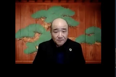 白井 孝明氏(袴田さん支援クラブ・広報担当)