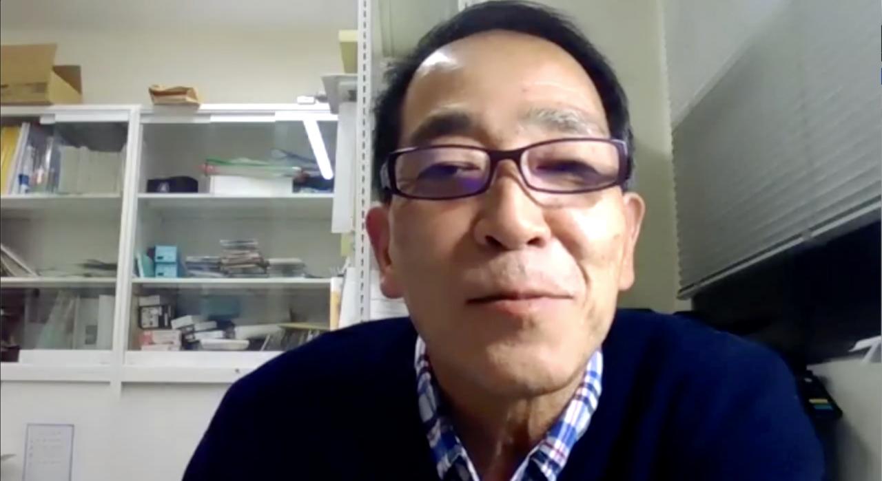 札埜 和男 准教授(岡山理科大学教育学部)