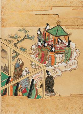 龍谷の至宝2『竹取物語』