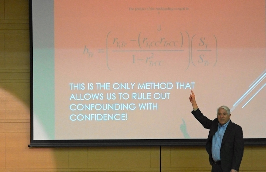 Prof. Dr. David Weisburd(ヘブライ大学教授・ジョージメイソン大学教授)