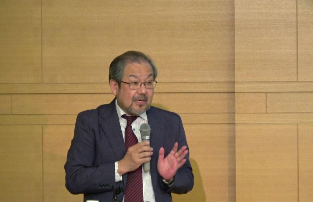 石塚伸一 日本犯罪社会学会長(犯罪学研究センター長)