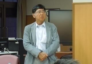 浜井浩一 本学法学部教授(犯罪学研究センター政策評価ユニット長)