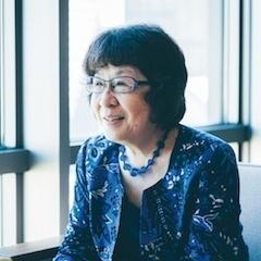 弁護士 角田由紀子(撮影:永峰拓也)