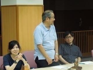 石塚伸一 本学法学部教授(犯罪学研究センター センター長、日本犯罪社会学会会長)