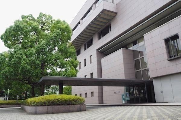 龍谷大学(深草キャンパス)紫光館