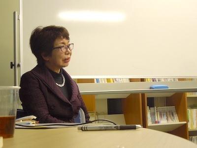 京都工芸繊維大学 藤川洋子 教授
