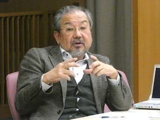 特別講演を企画した石塚 伸一(本学法学部教授、犯罪学研究センター長)