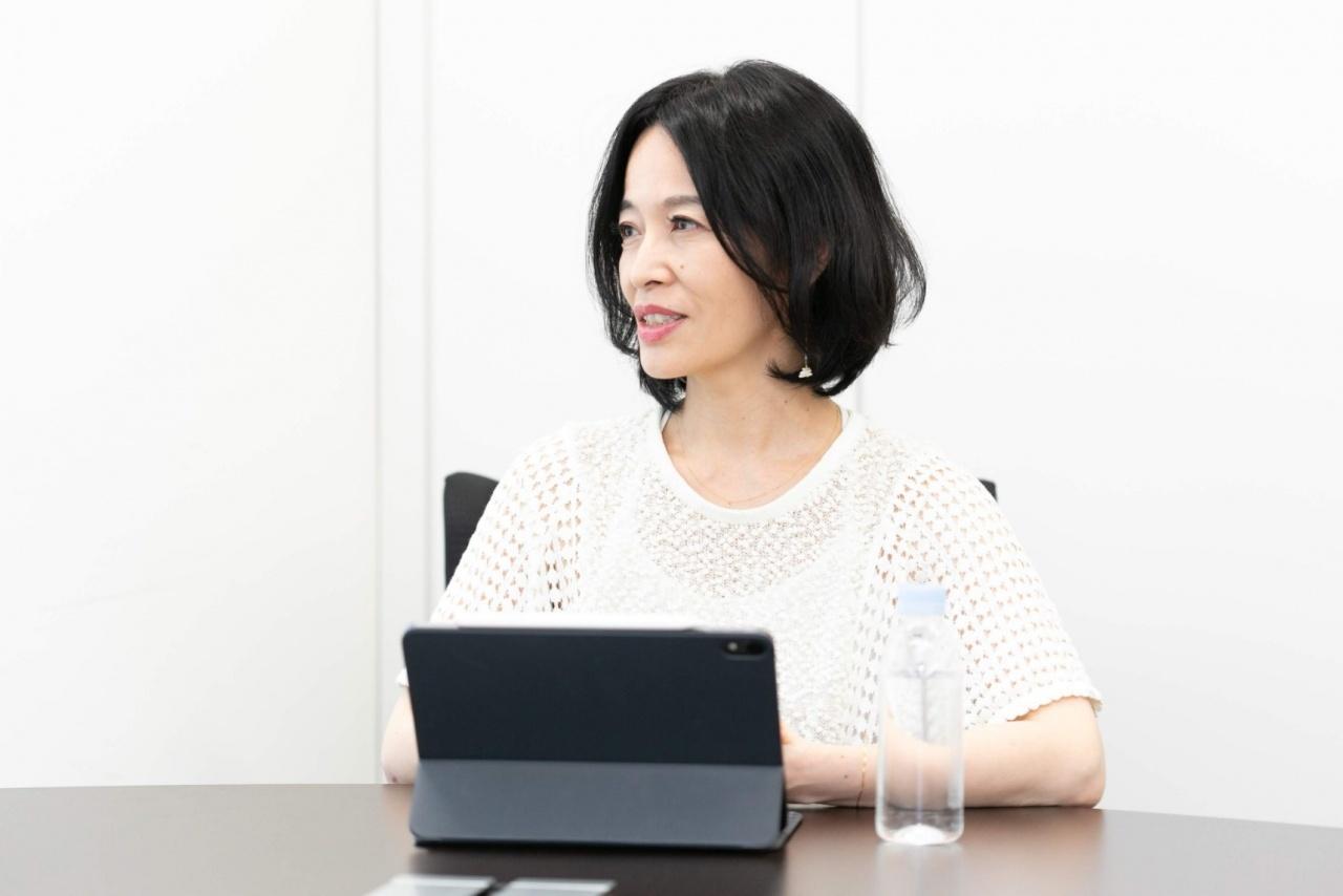 古川原 明子 准教授(本学法学部 / 「科学鑑定」ユニット長)