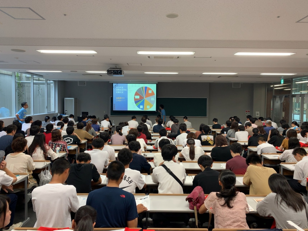 経済学部紹介イベント