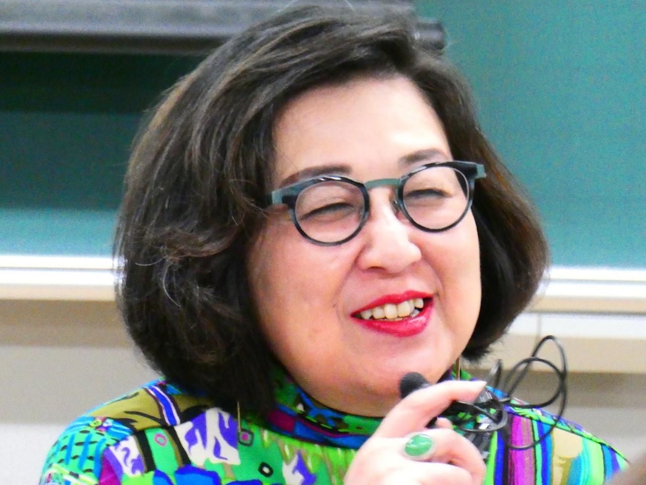 後藤弘子教授(千葉大学/ATA-net摂食障害・クレプトマニア班)
