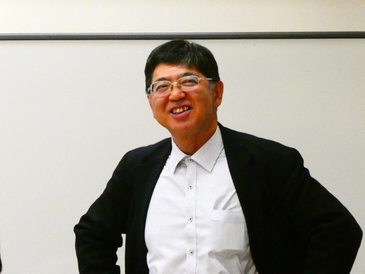 浜井浩一教授(本学法学部、矯正・保護総合センター長、犯罪学研究センター国際部門長)